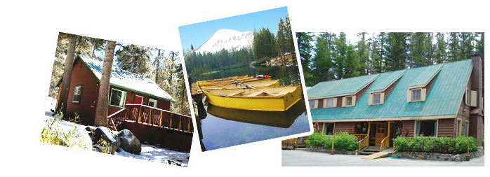 Located on the serene shores of Lake Mamie in the Inyo National Forest, the  accommodations at Wildyrie are perfect for family vacations, fishing trips,  ...